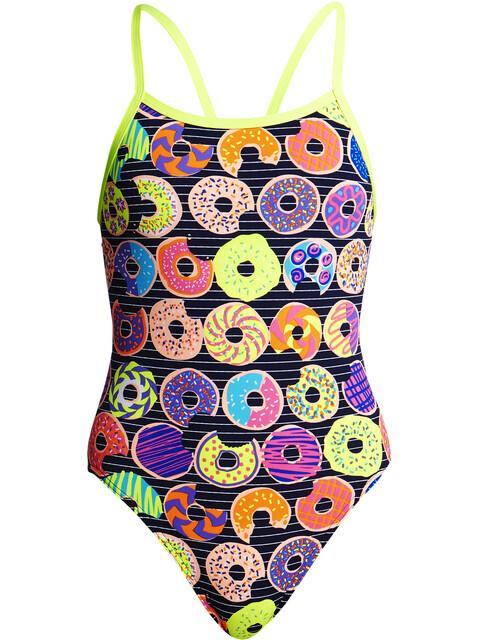 Funkita Single Strap One Piece Strój kąpielowy Dzieci kolorowy